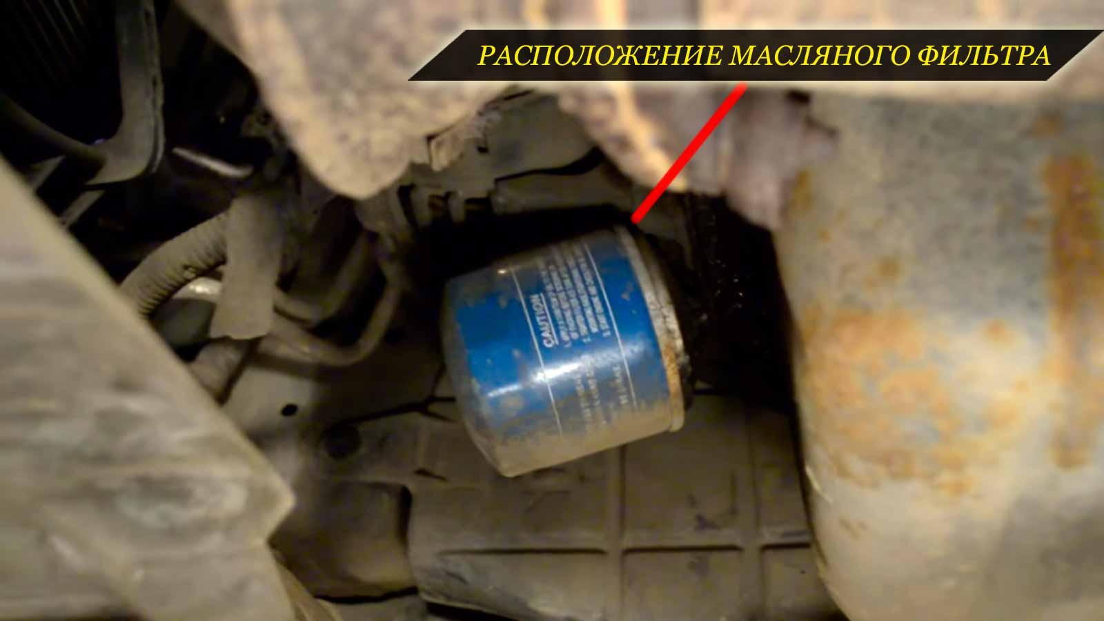 Замена масла в 8-ми клапанном двигателе Лада Гранта своими 24