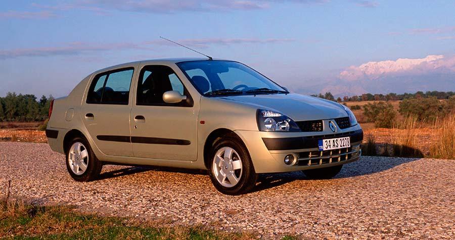 Renault symbol своими руками