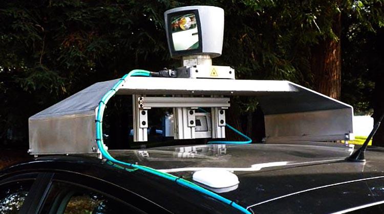 беспилотные автомобили №3