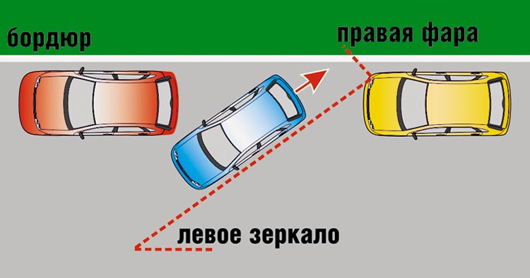 параллельная парковка №4