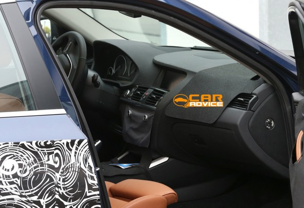 BMW-X4-interior