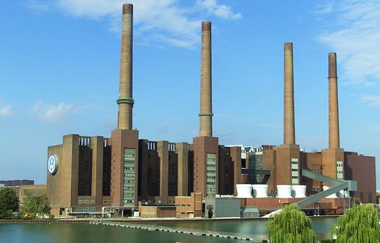 фото завода фольксваген в вольфсбурге: где собирают Фольцваген Гольф