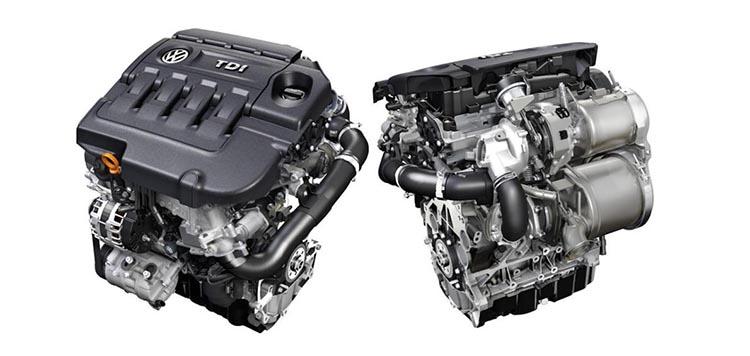 фото двигателя Фольксваген Гольф 7: где собирают Фольцваген Гольф