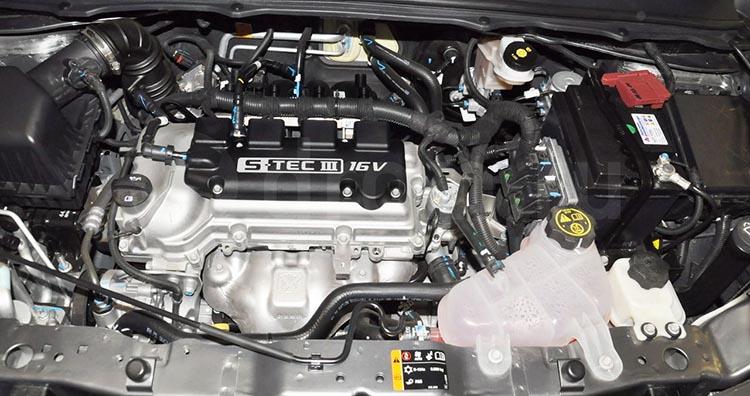фото двигателя Шевроле Кобальт узбекской сборки: где собирают Шевроле Кобальт