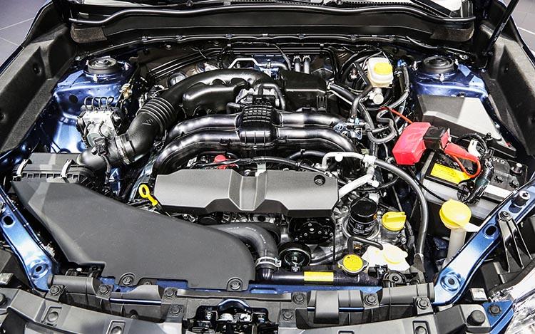 фото двигателя Субару Форестер японской сборки: где собирают Субару Форестер