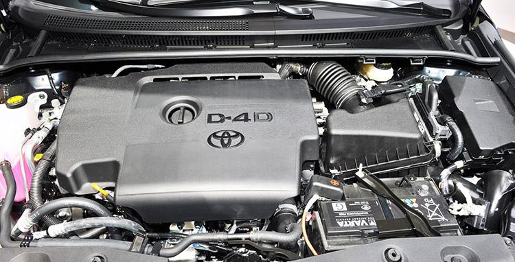фото двигателя Тойота Авенсис: где собирают Тойота Авенсис
