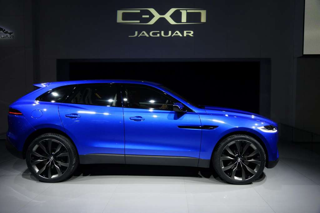 Jaguar-CX-17