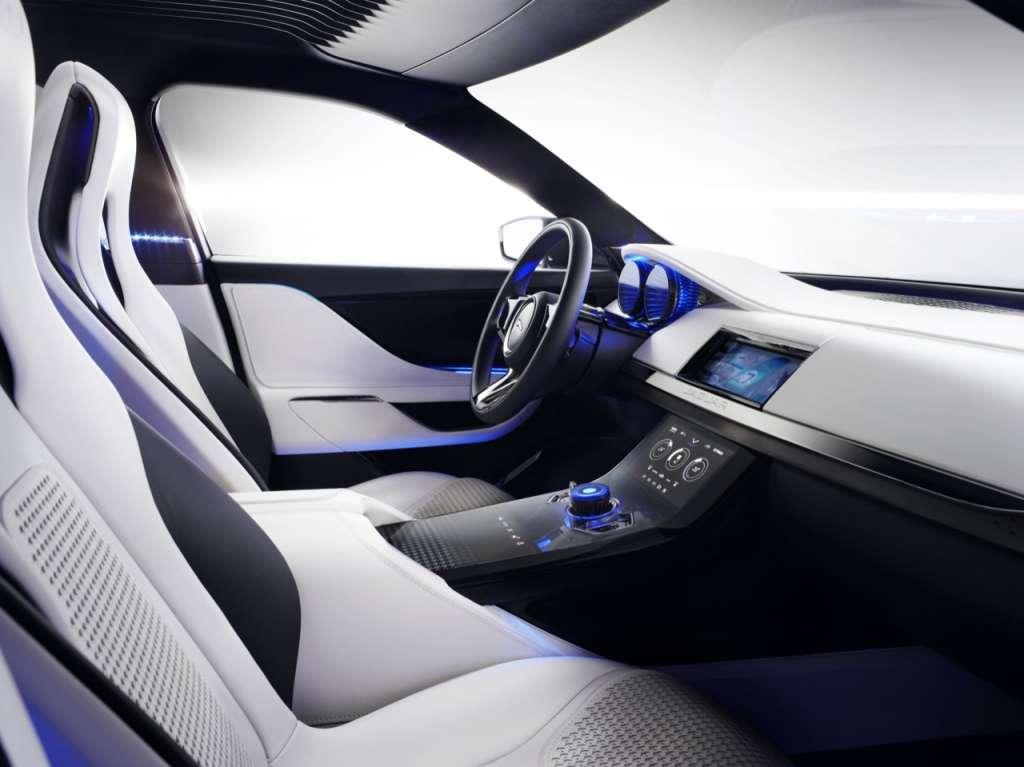Салон Jaguar CX 17
