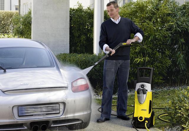 Как правильно мыть свой автомобиль