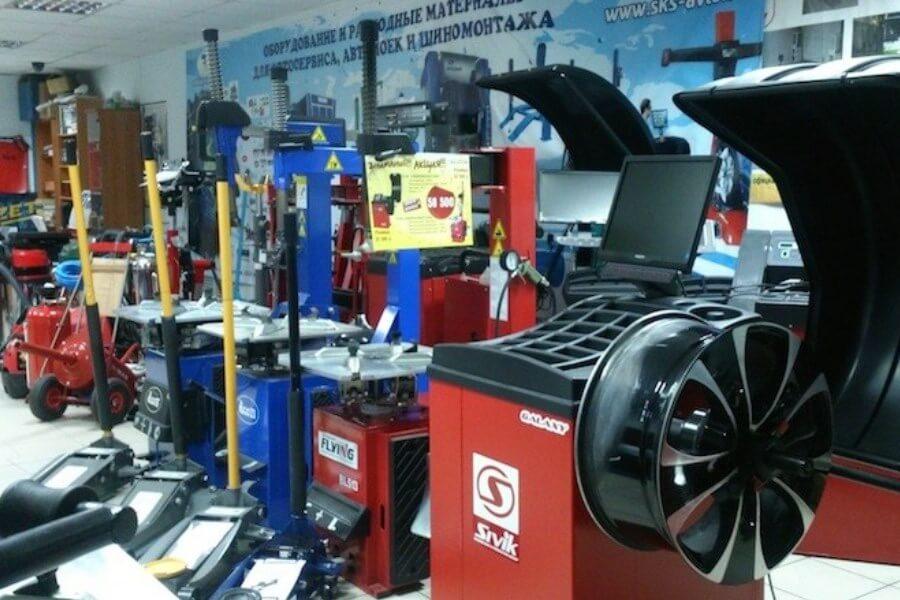 Компания «Эквинет» - эксклюзивный поставщик оборудования для автосервисов и СТО
