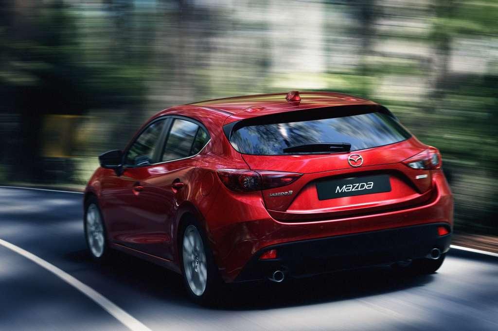 2014 Mazda3 e