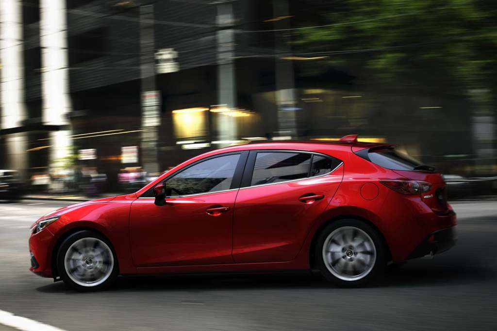2014 Mazda3 d