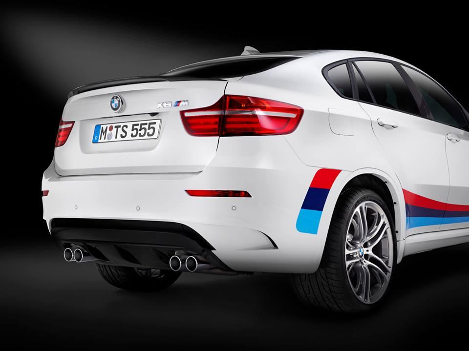 BMW X6M Design Edition