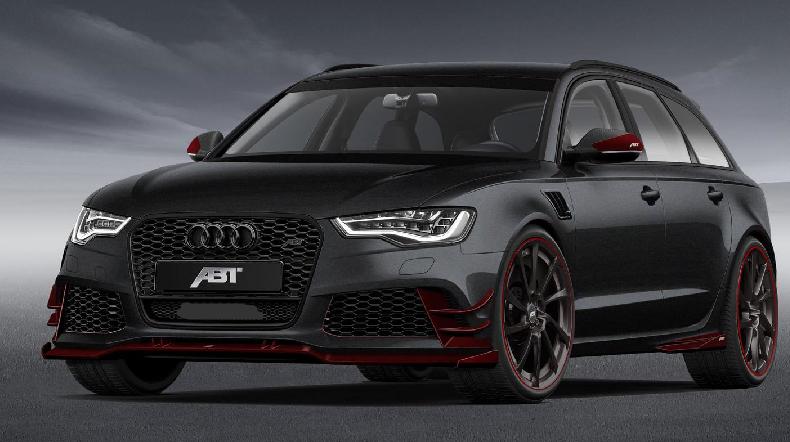 Audi RS6 Avant от ABT