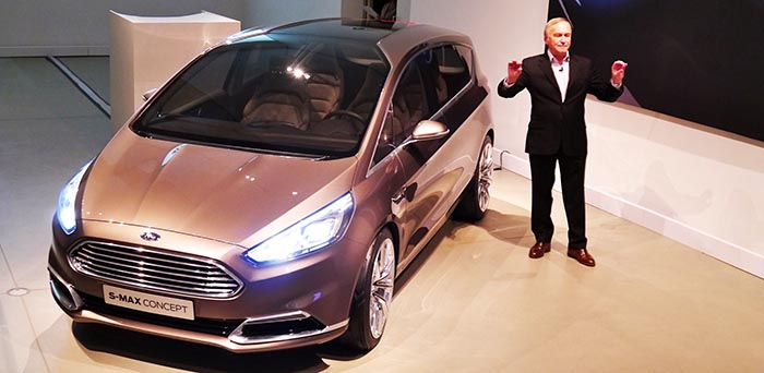 Ford C-MAX и Ford S-MAX