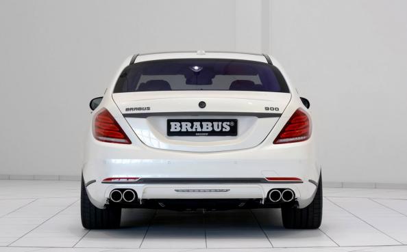 Brabus Maybach S600 4