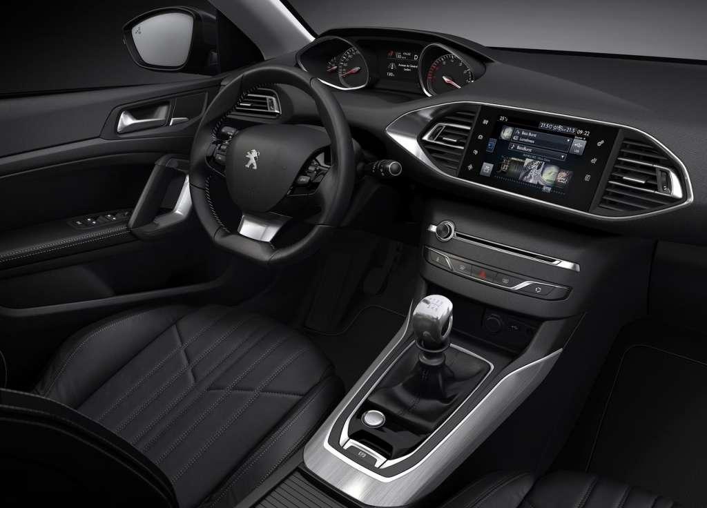 Peugeot 308 2014 2