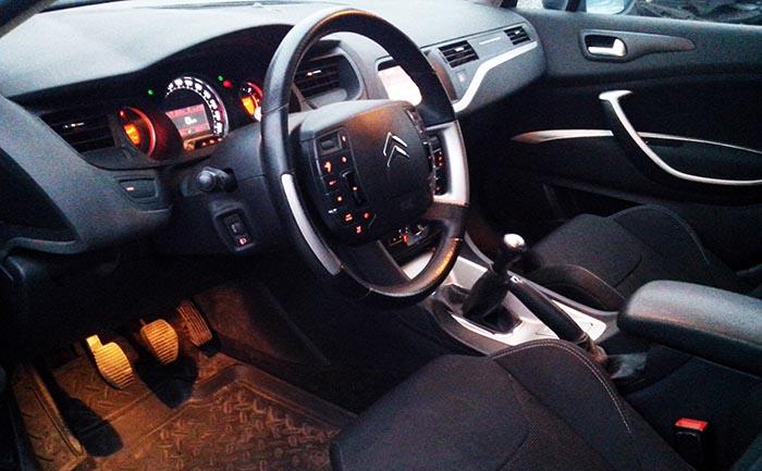 фото салона Citroen: покупка французского б/у авто