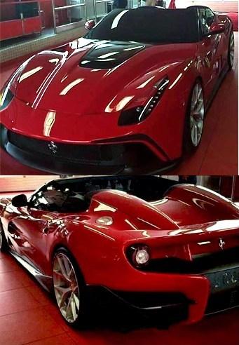 Ferrari F12berlinetta TRS