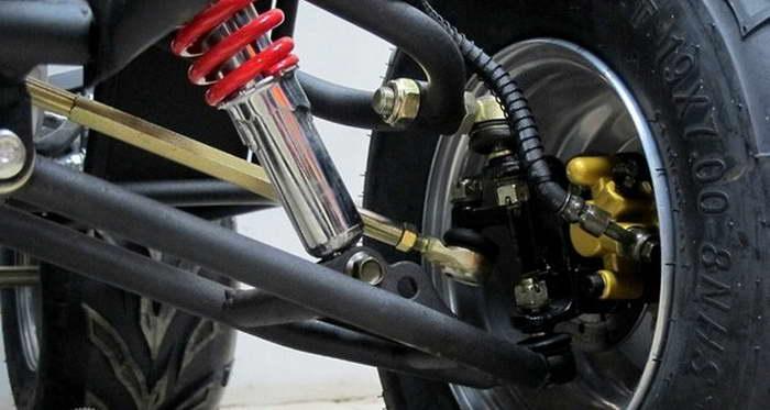 ремонту тормозов квадроцикла