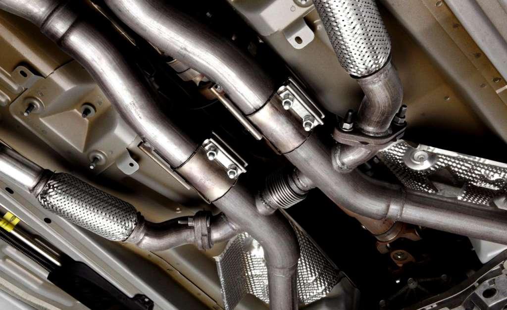 Роль гофры в выхлопной системе автомобиля