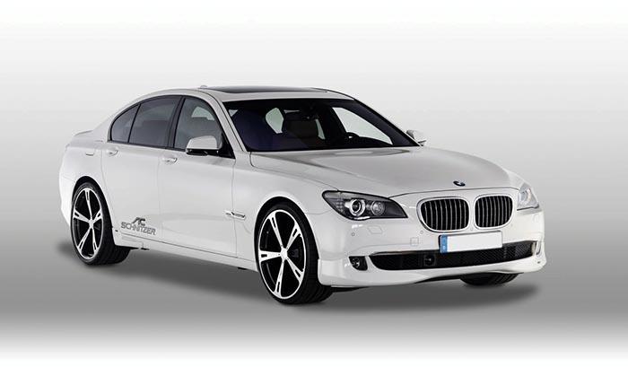 фото внешнего вида BMW 7 Series: новинки автосалона во Франкфурте