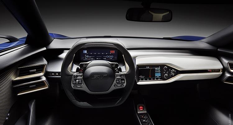 тест – драйв Ford GT 2017 №4