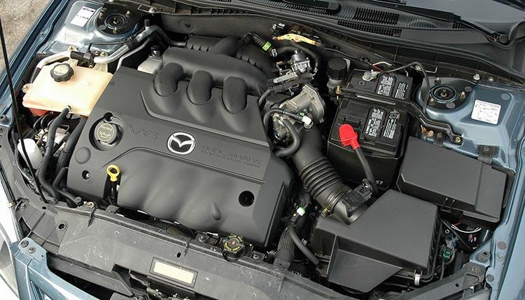 тест – драйв  Mazda 6 №3