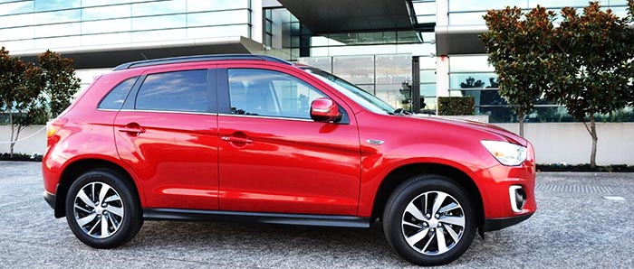 Mitsubishi ASX 2.2 Diesel AT Instyle 4WD
