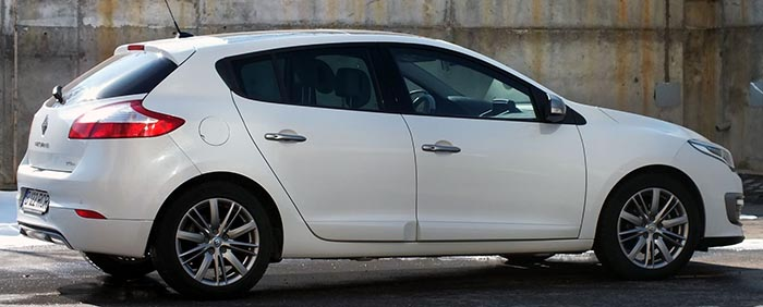 Renault Megane GT Line Energy