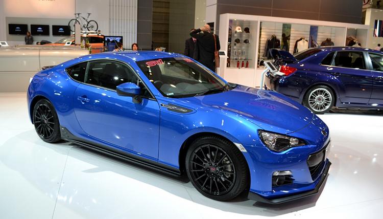 тест – драйв Subaru BRZ 2015 №5