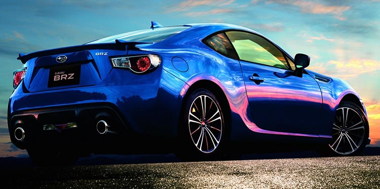 тест – драйв Subaru BRZ 2015 №4
