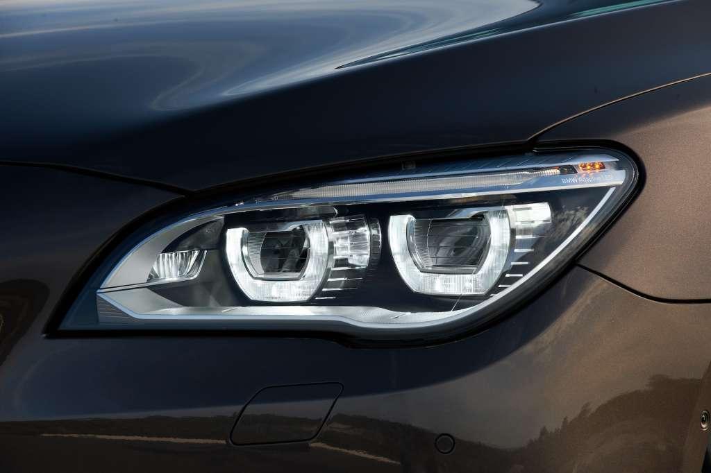 BMW 7 светодиодные фары