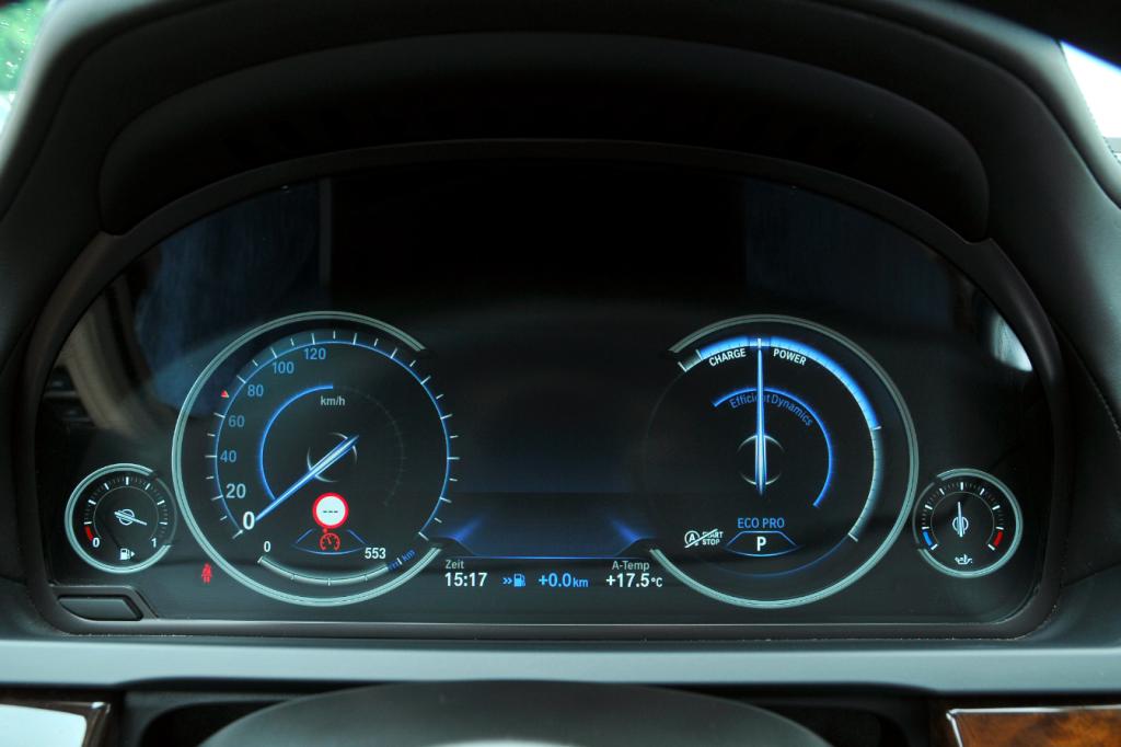BMW 7 серия рестайлинг