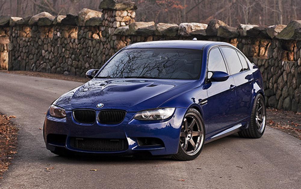 Vorsteiner BMW E90