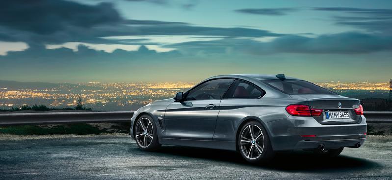 BMW 4-Series 2013