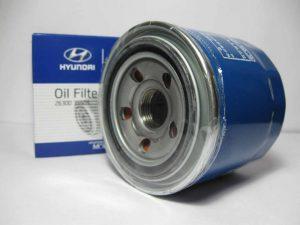 Масляный фильтр Hyundai 2630035503