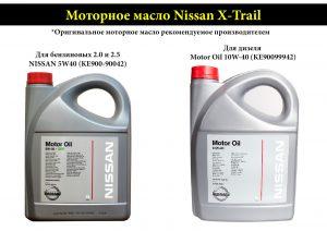 Оригинальное моторное масло для Икстркейл