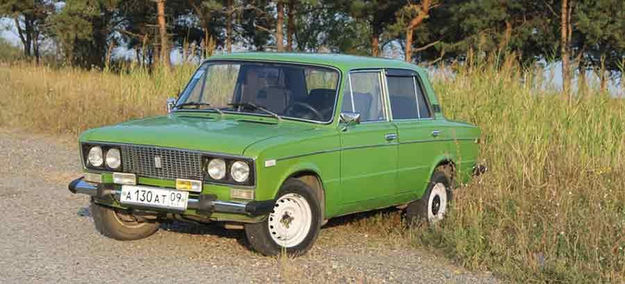 Меняем моторное масло на ВАЗ 2106