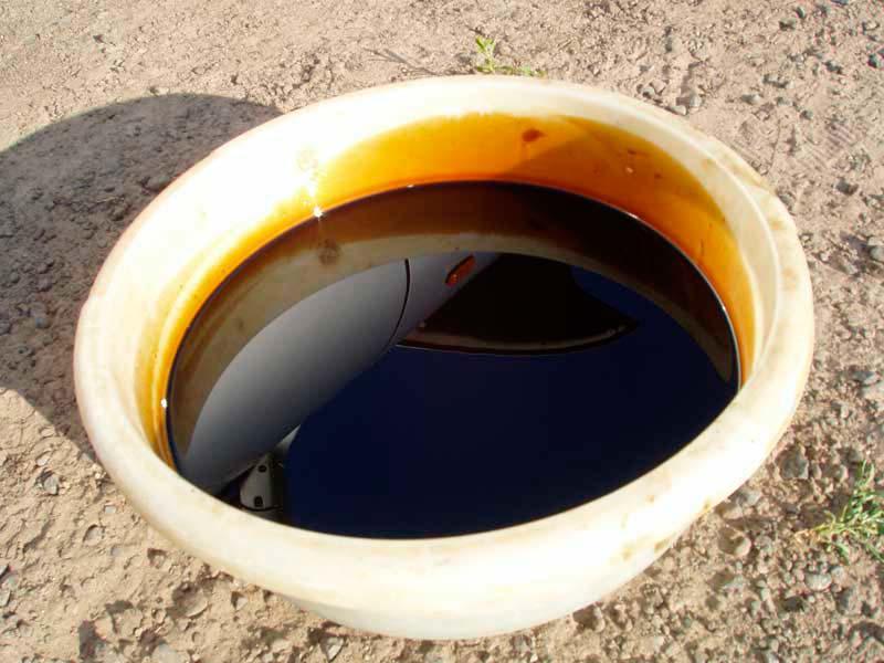 Менять ли масло когда оно потемнеет