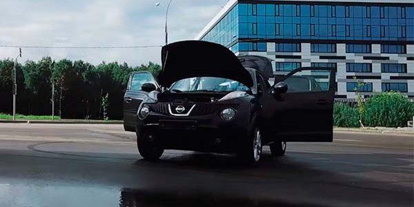 Какая подвеска у автомобиля ниссан жук