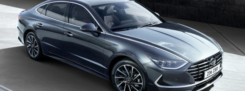 Обзор обновленной Hyundai Sonata