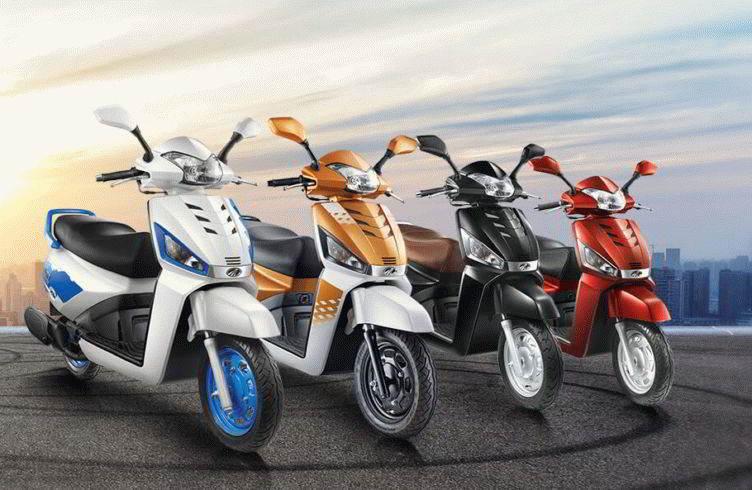 Как выбрать скутер: популярные модели