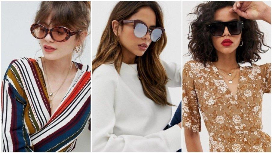 Какие солнцезащитные очки сегодня в моде?