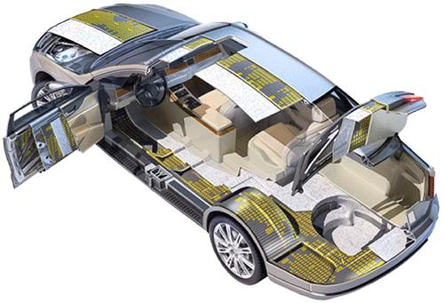 Шумоизоляция авто с доказанной эффективностью