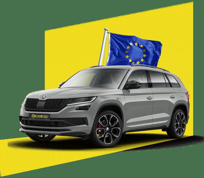 Что нужно сделать для заказа машины из Европы