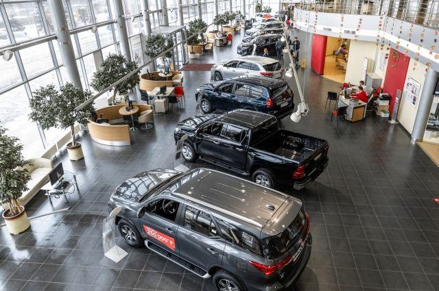 Плюсы покупки Toyota в Оками
