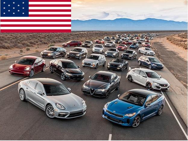 Приобретение авто из США: специфика и нюансы