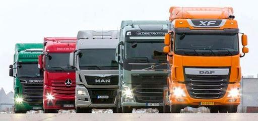 Где найти большой выбор TIR-запчастей для грузовиков MAN