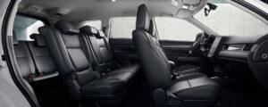 Семиместный Mitsubishi Outlander — семейный автомобиль